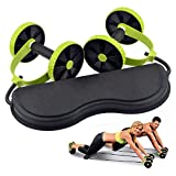 PLANOTOYS Advance Revolex Xtreme ABs Roller for Abdominal Training/Total Body Workout Back Exercise...