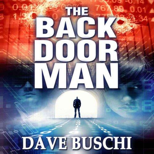 The Back Door Man audiobook cover art