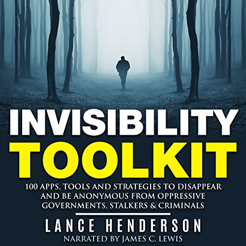 Invisibility Toolkit cover art