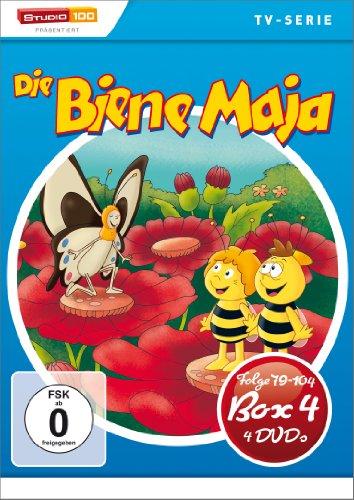 Die Biene Maja - Box 4 [4 DVDs]