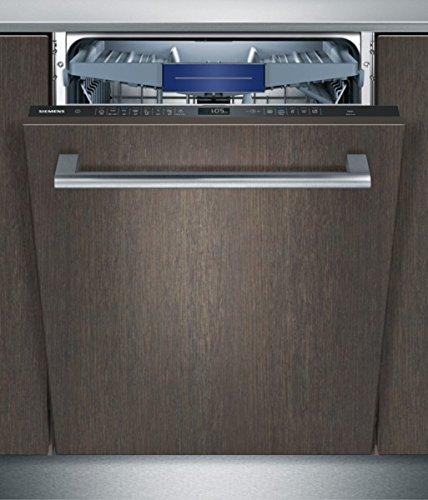 Lave vaisselle encastrable Siemens SX658D02ME - Lave vaisselle tout integrable 60 cm - Classe A++ / 42 decibels - 14 couverts - Tiroir a couvert