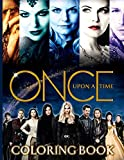 Once Upon A Time Coloring Book: Once Upon A Time Color Wonder Creativity Coloring Books For Adults, Boys, Girls A Fun Gift