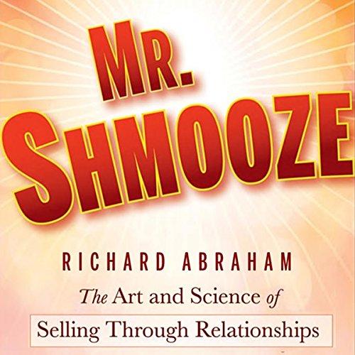 Mr. Shmooze cover art
