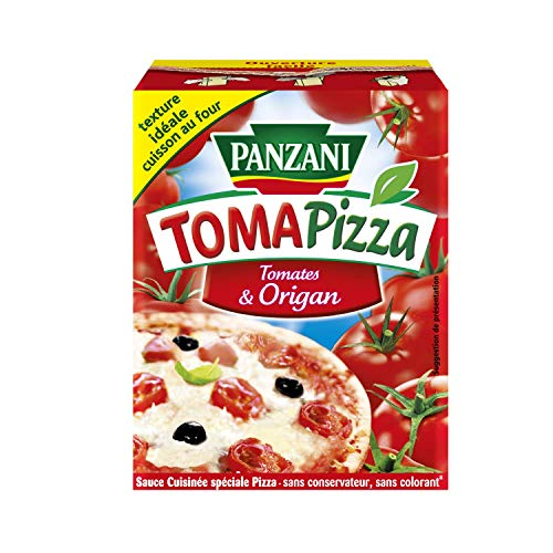 Panzani Sauce Tomapizza Pomodoro e Origan 390 gr