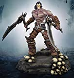 Close Up Darksiders II sehr detaillierte Statue Death aus PVC (26 cm hoch)