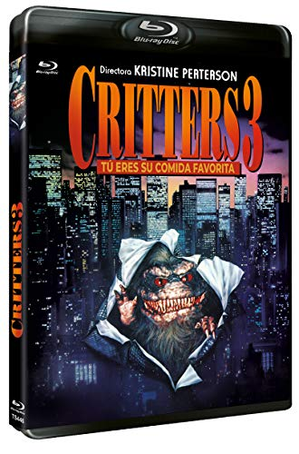 Critters 3 BD 1991 [Blu-ray]