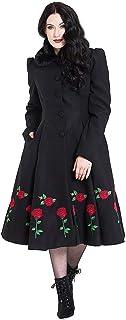 Hell Bunny Nero Cappotto corto Celina Coat colore