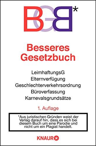 BGB: Besseres Gesetzbuch