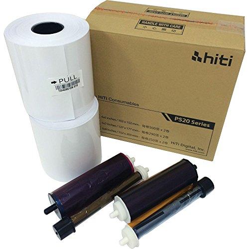 UMAX//Hiti/ /Umax-HiTi HiTi fotopapierset 100/lama 10/x 15/cm incl Farbband ID 400