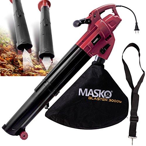 MASKO Blaster 3000W 3-in-1-Laubsauger