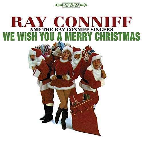 We Wish You A Merry Christmas (180 Gram Audiophile Red Vinyl/Limited Anniversary Edition/Gatefold Cover