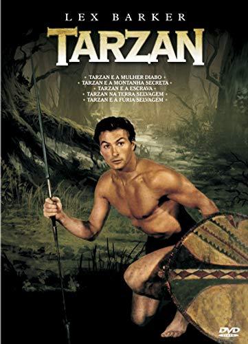 Tarzan - Coleção Lex Barker