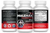Male Max Advantage Pro Male Enlargement Pills- Testosterone Boosting Male Enhancement Formula- Add 3 Plus Inches Fast- Male Enhancer and Mens Performance Enhancing Supplement- 60 Pro Caps