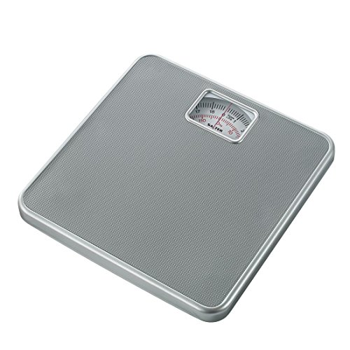 Salter Compact Mechanical Bathroom Scales – Easy to Read Analogue Dial,...