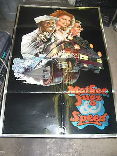 MOTHER JUGS AND SPEED ORIG. U.S. discount POSTER TEASER OFFer ONE SHEET MOVIE
