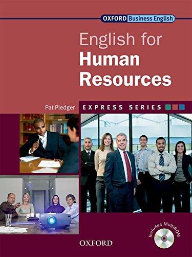Libro Inglés para recursos humanos