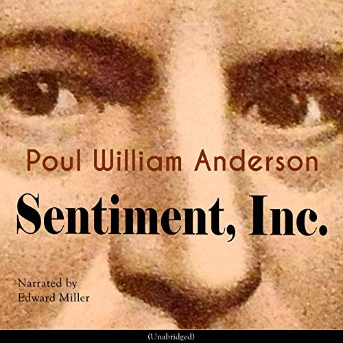 Sentiment, Inc. audiobook cover art