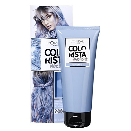 L'Oréal coloration - COLORISTA WASH OUT - bluehair