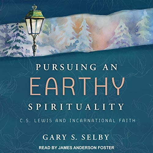 Pursuing an Earthy Spirituality audiobook cover art