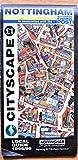 Nottingham Cityscape (England Cityscape Maps)