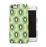 Sliced Kiwi Frucht Pastel Pattern Dünne Handy Schutzhülle