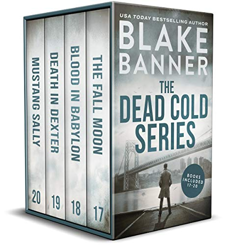The Dead Cold Series: Books 17-20 (A Dead Cold Box Set Book 5) by [Blake Banner]