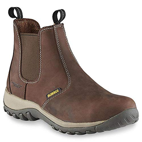 DEWALT Men's, Level Work Boot Brown 9.5 M
