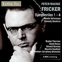 Fricker: Symphonies 1