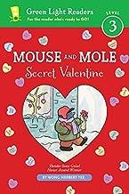 ماوس و mole: Secret عيد الحب (عنصران) (لون أخضر فاتح READERS المستوى 3)