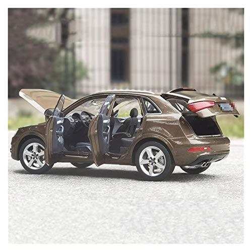 OutdoorKing Modell Druckguss Fahrzeug Legierungsauto-Modell-Sammlung Automodell Für Audi Für Q3-Modell 1:18 Für...