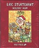 Eric Sturtevant Holiday Ham Puzzle, 160 Piece by Eric Sturtevant