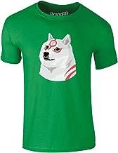 Brand88 - Sun Goddess Doge, Adults T-Shirt