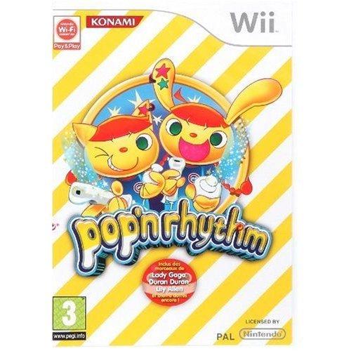 [Import Anglais]Pop N Rhythm Game Wii