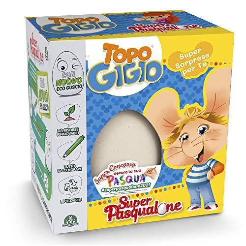 Grandi Giochi Super Pasqualone Topo Gigio '21, P0300000, 8056379110910