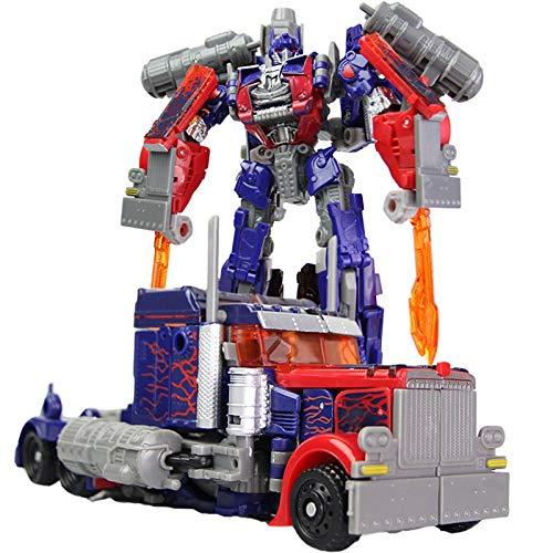 Modelo De Coche Autobots Robot Juguetes Niños Regalo Figuras De Acción