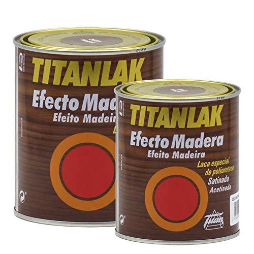 Esmalte titanlak madera 2802 roble 375