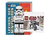 LEGO Star Wars Enciclopedia dei personaggi: ampliata e aggiornata (lingua italiana non garantita), con una minifigura esclusiva + poster Star Wars Rouge One