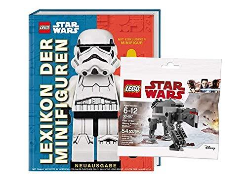LEGO® Star Wars™ Lexikon der Minifiguren: Neuausgabe mit exklusiver Minifigur + 1 Star Wars Beutel