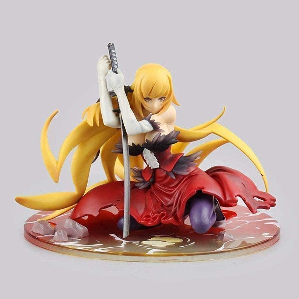 INJIE Anime Characters Spring new work Model Recommended Cartoon Collectible Toy Statue Gift