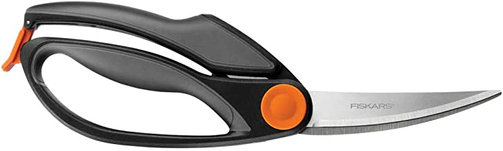 Fiskars Heavy-Duty Butcher Shears, Black