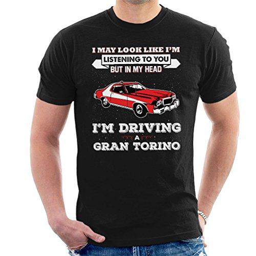 Funny Starsky & Hutch Gran Torino T-shirt