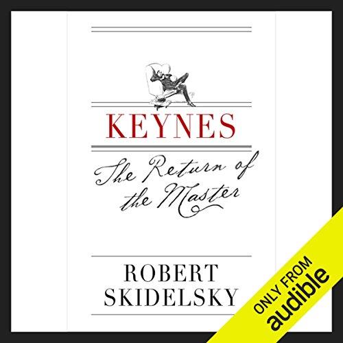 Keynes audiobook cover art