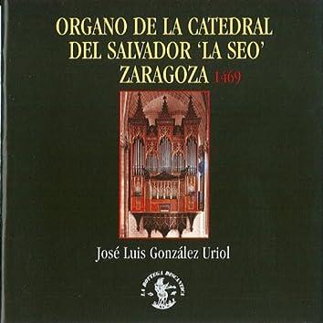 "Organo de la Catedral del Salvador ""la Seo"", Zaragoza, 14690"
