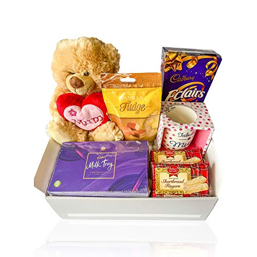 Mothers Day Gifts - Hamper for Women / Chocolate Gift Box Present from Son and Daughter , Gift for wife/Girlfriend- Mothers Day Hamper.