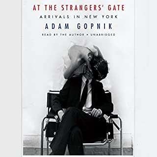 At the Strangers' Gate cover art