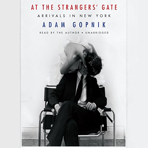 At the Strangers' Gate audiobook cover art