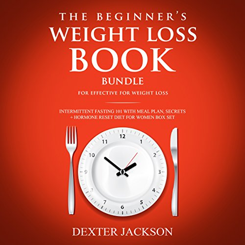 The Beginner's Weight Loss Book Bundle for Effective Weight Loss audiobook cover art