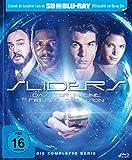 Sliders - Die komplette Serie (SD on Blu-ray)
