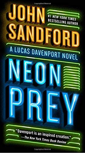 Neon Prey (A Prey...