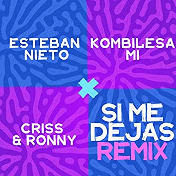 Si Me Dejas (Remix)